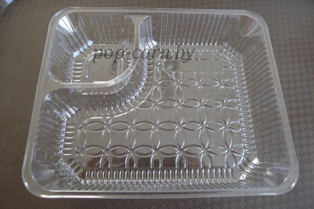 Пластиковый поднос для чипсов Начос