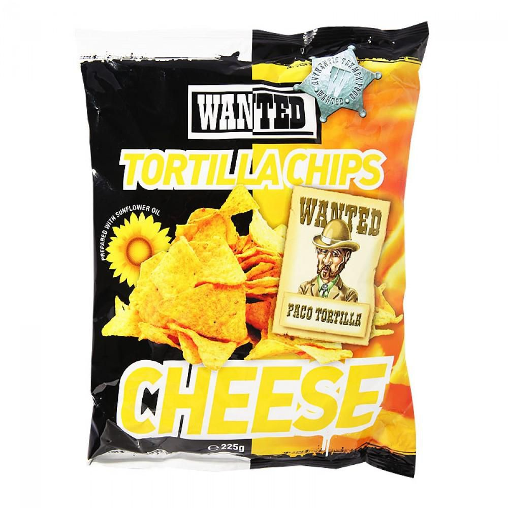 Чипсы Тортилья начос со вкусом сыра