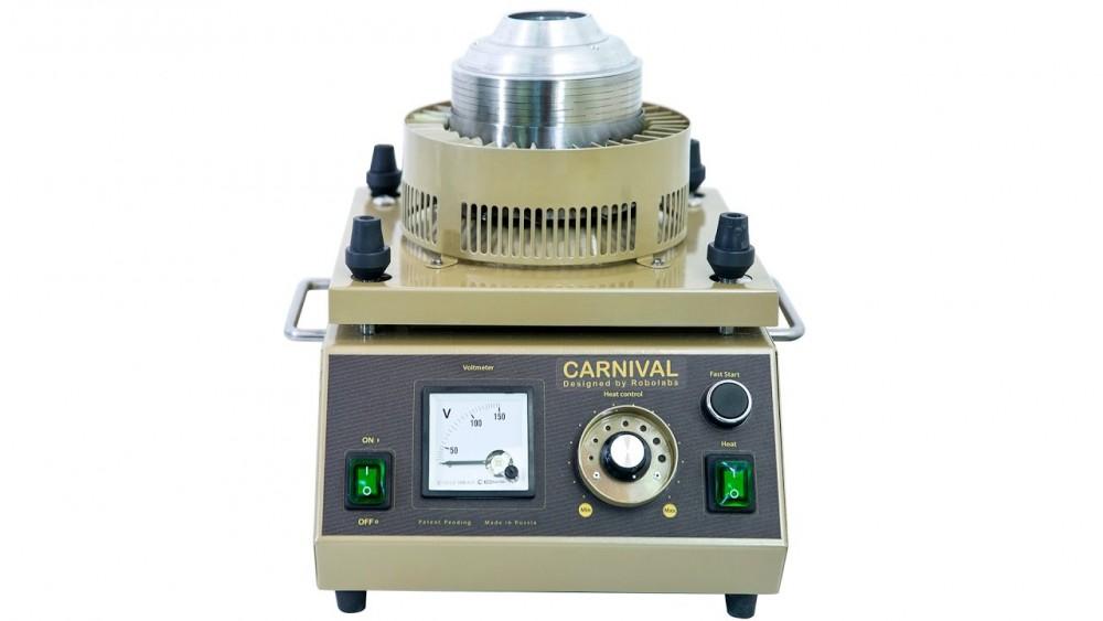 Аппарат сахарной ваты, вертикальная подача, CARNIVAL