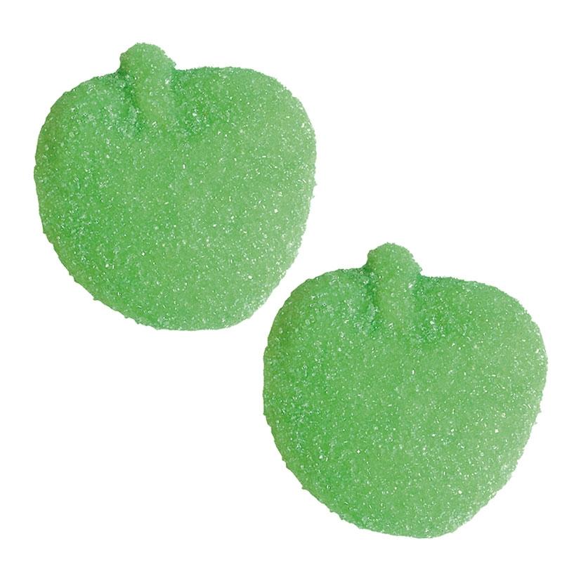 """Жевательный мармелад """"Гигантские  яблоки"""" 1 кг"""