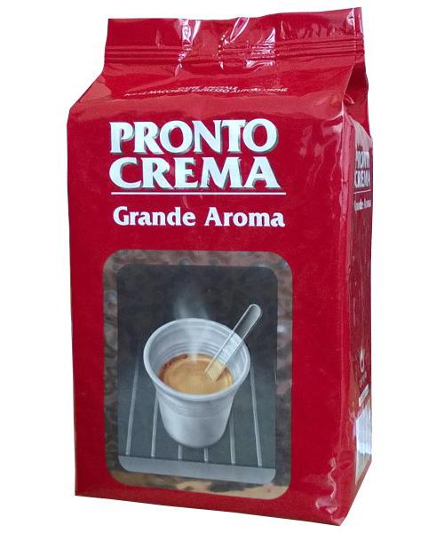 """Кофе  в зернах LAVAZZA """"Pronto Crema"""",1кг"""