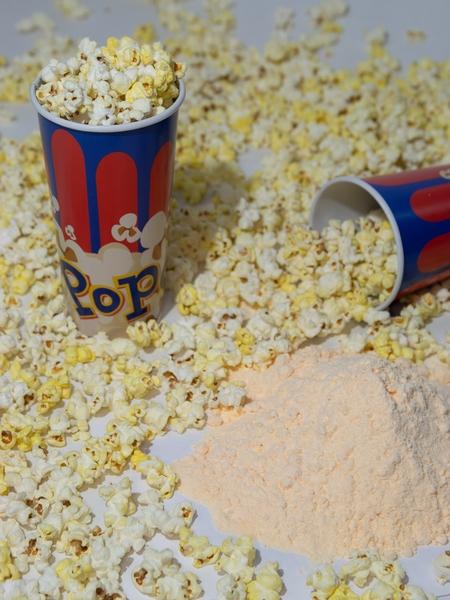 Соль для попкорна оранжевая, 2.5 кг