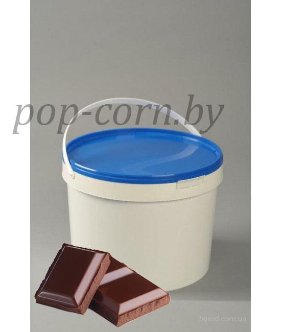 Вкусовая добавка для попкорна, со вкусом шоколада, 10 кг
